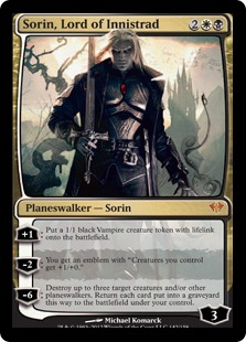 Magic the gathering dark ascension dunkles erwachen sorin lord
